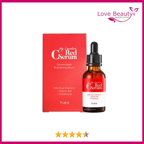 Serum Tiam Red C