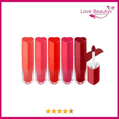 Son Black Rouge Color Lock Heart Tint