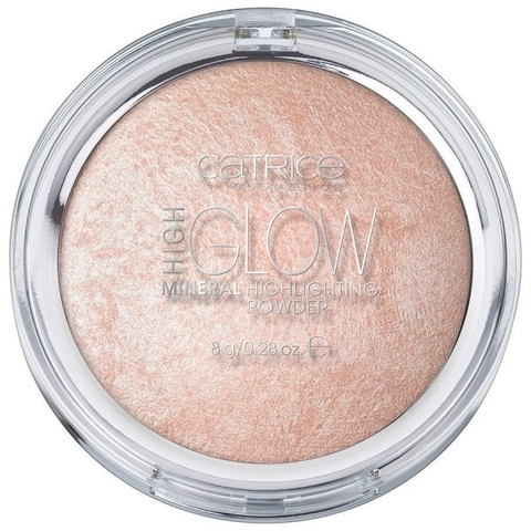 Phấn highlight Catrice High Glow Mineral Highlighting