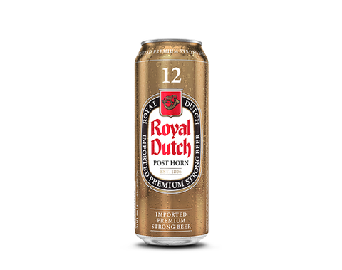 Bia Royal Dutch Gold Super Strong