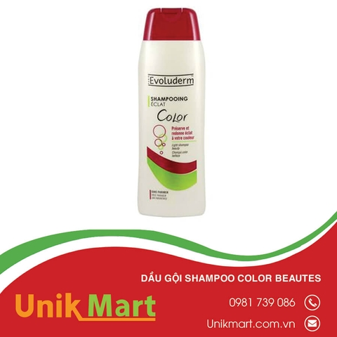 Dầu gội Shampoo color beautes