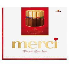 Kẹo Storck Merci Finest Selection 250g