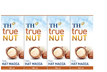 Sữa hạt Macca TH true NUT 180 ml