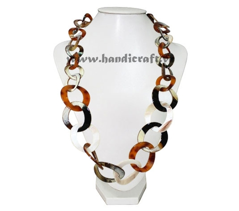 African-Buffalo-Horn-Necklace