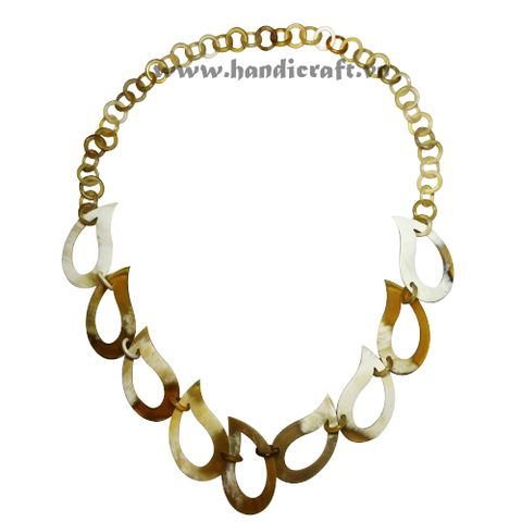 Buffalo Horn necklace