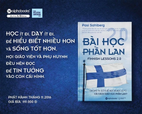 FINNISH LESSONS - TOGETHER FOR THE EDUCATION IN VIETNAM