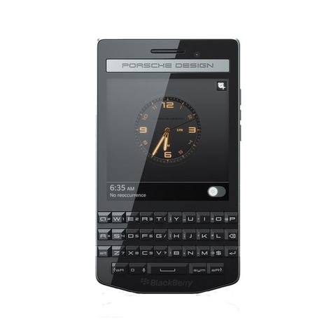 BlackBerry Porsche Design P'9983 (Nobox - Likenew 99%)