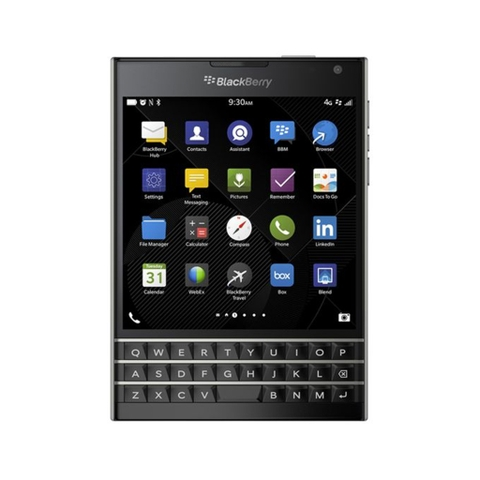 BlackBerry Passport (Nobox - Likenew 99%)