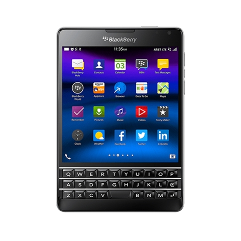 BlackBerry Passport AT&T (Nobox - Likenew 99%)