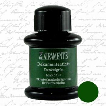 De Atramentis Document - Dark Green
