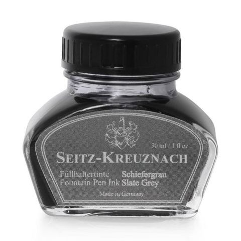 Slate Grey - Seitz Kreuznach Colors of Nature