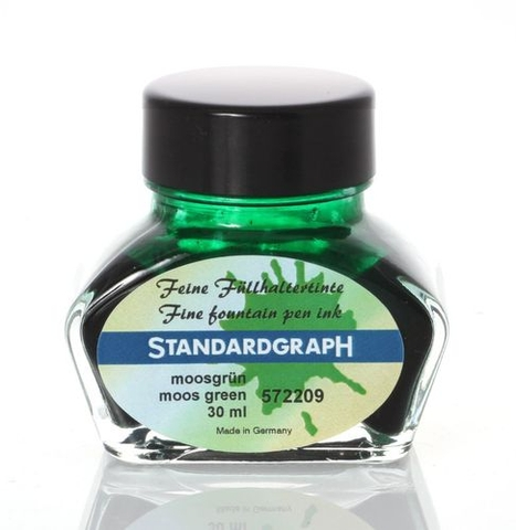 Moos Green - Standardgraph