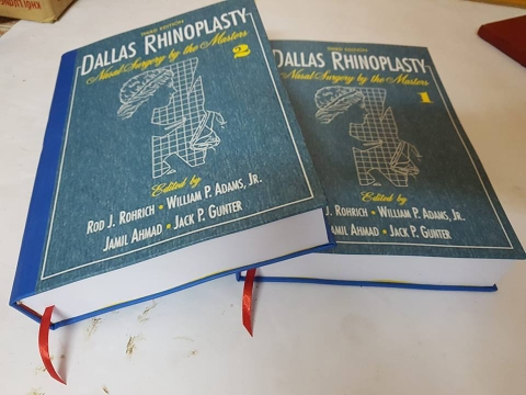 Dallas Rhinoplasty: Nasal Surgery by the Masters 3rd Edition