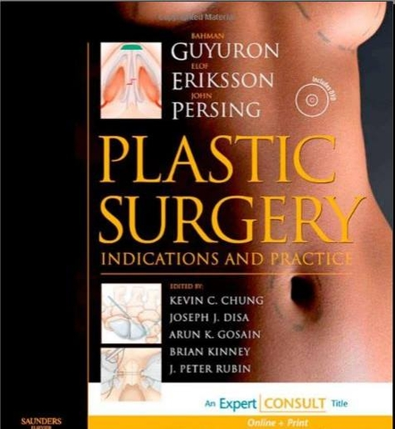 Plastic Surgery: Indications and Practice ( gồm 3 tập)