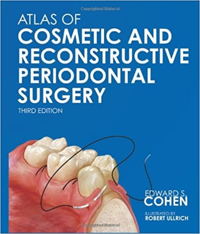 Atlas of Cosmetic and Reconstructive Periodontal Surgery - Pmph usa_ 3 edition