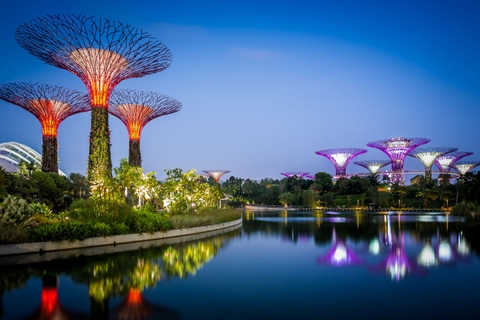 GARDENS BY THE BAY – MALLACA – KUALA LUMPUR - GENTING