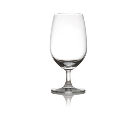 LY MADISON - WATER GOBLET 425ML OCEAN