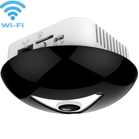 Camera EbitCam EBF2 IP Wifi 3.0 megapixel