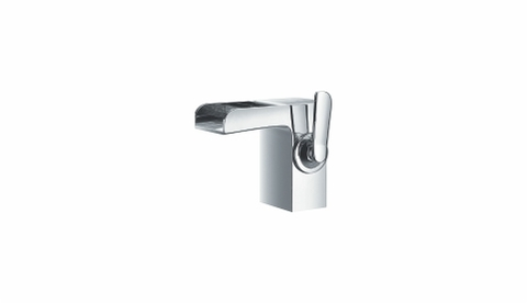 BF 910 100L - Basin Waterfall Mixer