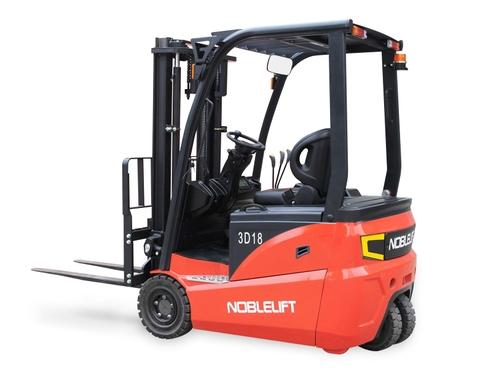 Xe nâng điện ngồi lái, sức nâng 1.6 tấn, model FE4P16
