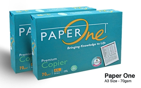 Giấy Paper One A3 70