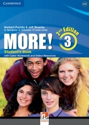 More! Students book 3