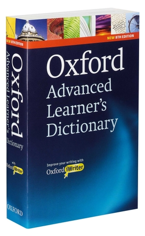 Từ Điển Oxford Advanced Learners Dictionary