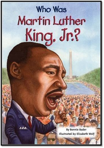 Who? Martin Luther King
