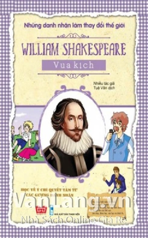 William Shakespeare Vua Kịch