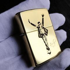 bật lửa Zippo Michael Jackson giới hạn 1000 con