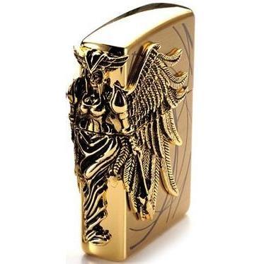 Zippo Amazon mạ vàng xuất Hàn