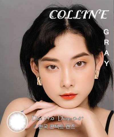 Kính áp tròng COLLINE GRAY - Lens Hàn Quốc