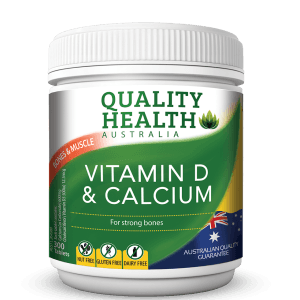 Vitamin D & Canxi Quality Health
