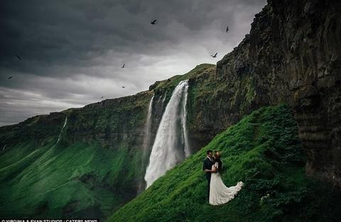 Những điểm chụp ảnh cưới lãng mạn bậc nhất trên thế giới