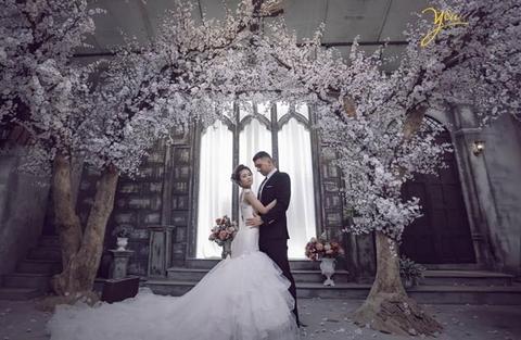 Rosa- phim trường chụp ảnh cưới ở Hà Nội lộng lẫy bậc nhất