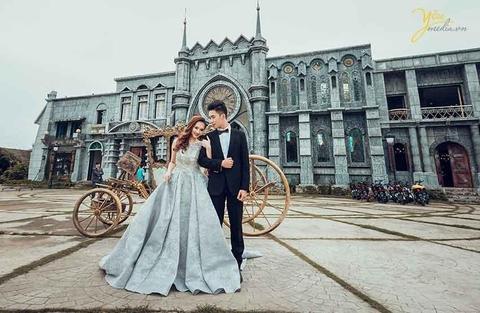 Tổng hợp các địa điểm chụp ảnh cưới đẹp nhất tại Hà Nội