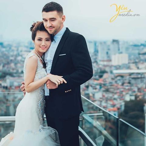 Gói chụp ảnh Romantic Love