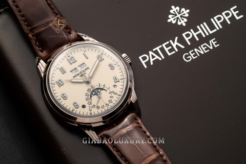 Review đồng hồ Patek Philippe Grand Complications 5320G