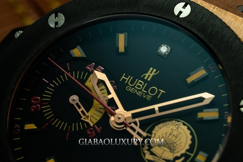 Review đồng hồ Hublot Big Bang Angola Gold