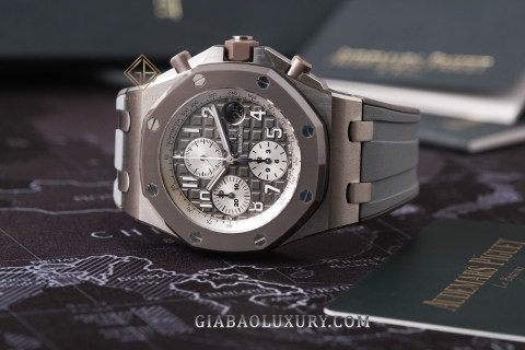 Review đồng hồ Audemars Piguet Royal Oak Offshore Selfwinding Chronograph 42mm