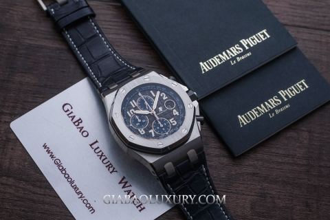 Review đồng hồ Audemars Piguet Royal Oak Offshore Selfwinding Chronograph