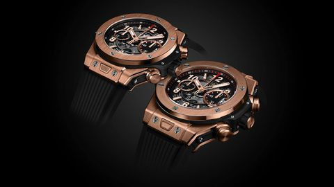 Review đồng hồ Hublot Big Bang Unico 42mm