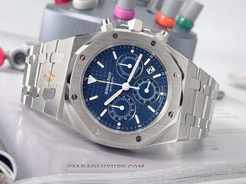 Review đồng hồ Audemars Piguet Royal Oak Chronograph 26300ST