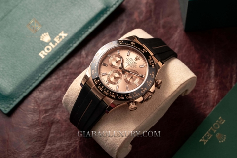 Review đồng hồ Rolex Cosmograph Daytona 116515LN