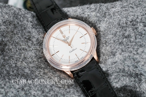Review đồng hồ Rolex Cellini Time 50505