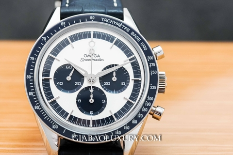 Review đồng hồ Omega Speedmaster Moonwatch Chronograph 39.7mm