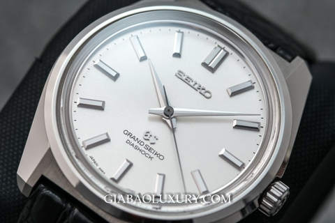 Review đồng hồ Grand Seiko SBGW047