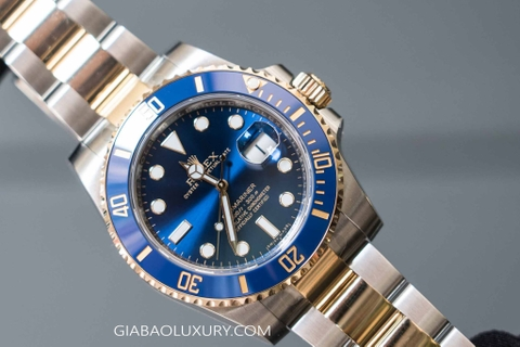Review đồng hồ Rolex Submariner 116613LB
