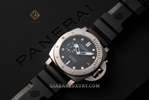 Review đồng hồ Panerai Submersible PAM00973