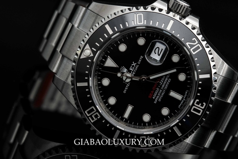 Review đồng hồ Rolex Sea-Dweller 126600